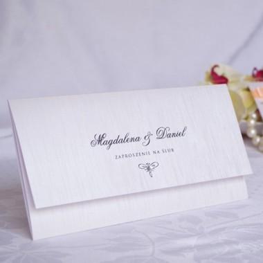 Zaproszenie ślubne DECOR